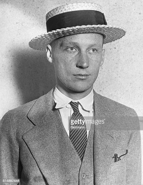 1925John Scopes evolution teacher and subject of the famous monkey trial Photgraph 1925