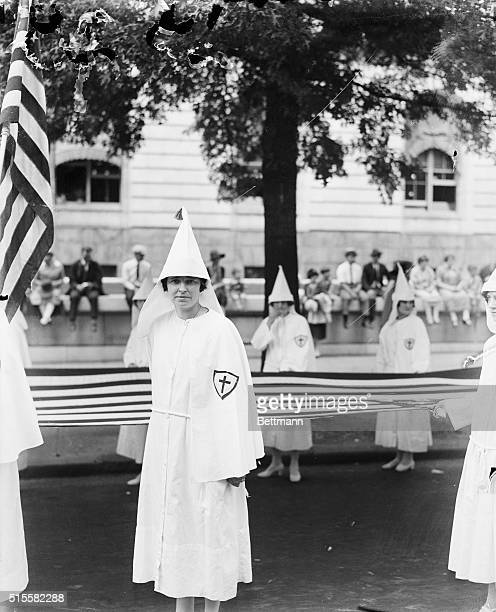 1926Mirama E Castell of Washington DC adjudged the most beautiful woman of the Klan outfit that marched along Pennsylvania Avenue in Washington...