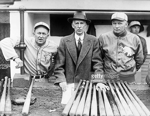 """There was a time when the names of Ty Cobb and Howard Ehmke were mentioned together, the fans thought of trouble, with the """"Georgia Peach"""" and the..."""