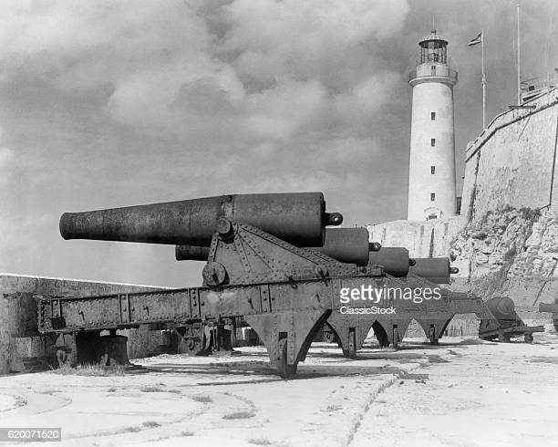 1930s 1940s CANNON AT...