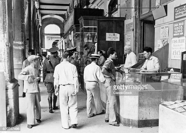 1930s 1940s MEN ATCAL...