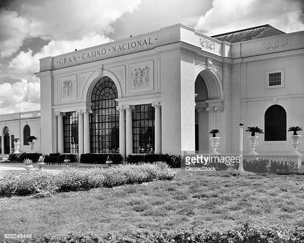 1930s 1940s NATIONAL CASINO TORN DOWN IN 1957 HAVANA CUBA