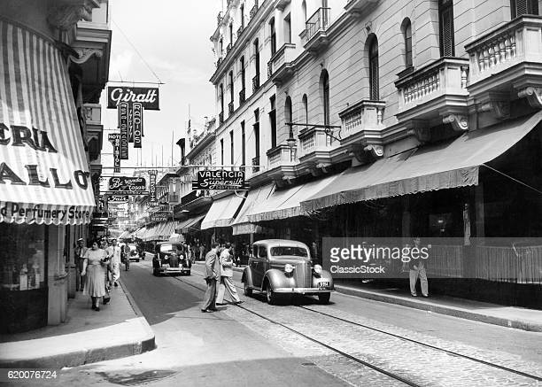 1930s 1940sHOPPING AREA...