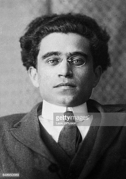 Antonio Gramsci Italian Marxist theoretician and politician member of the Communist International