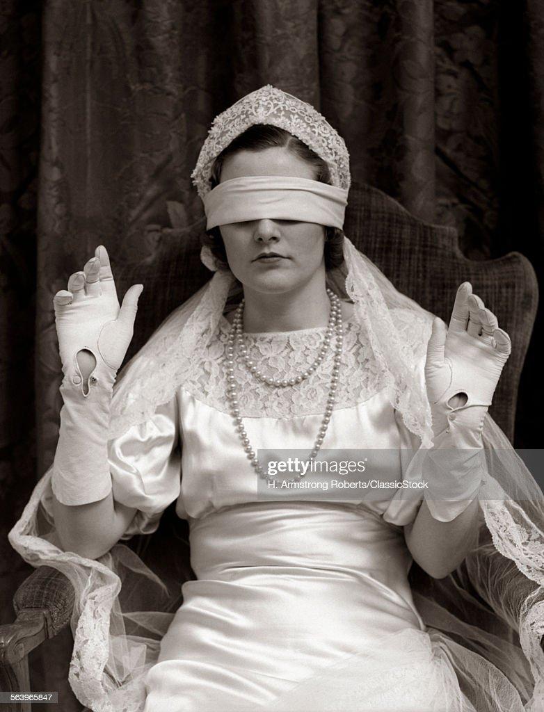 1930s BRIDE