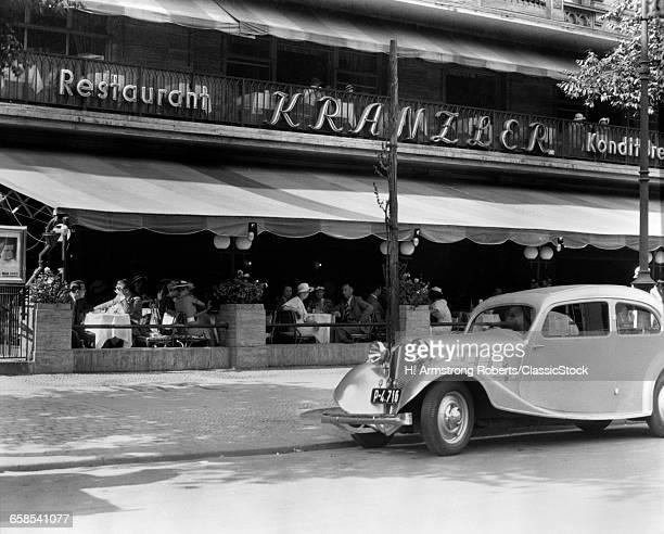 1930s CAFE KRANZLER...