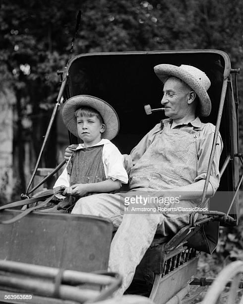 1930s FARM BOY &...