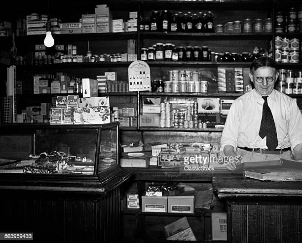 1930s GENERAL STORE...