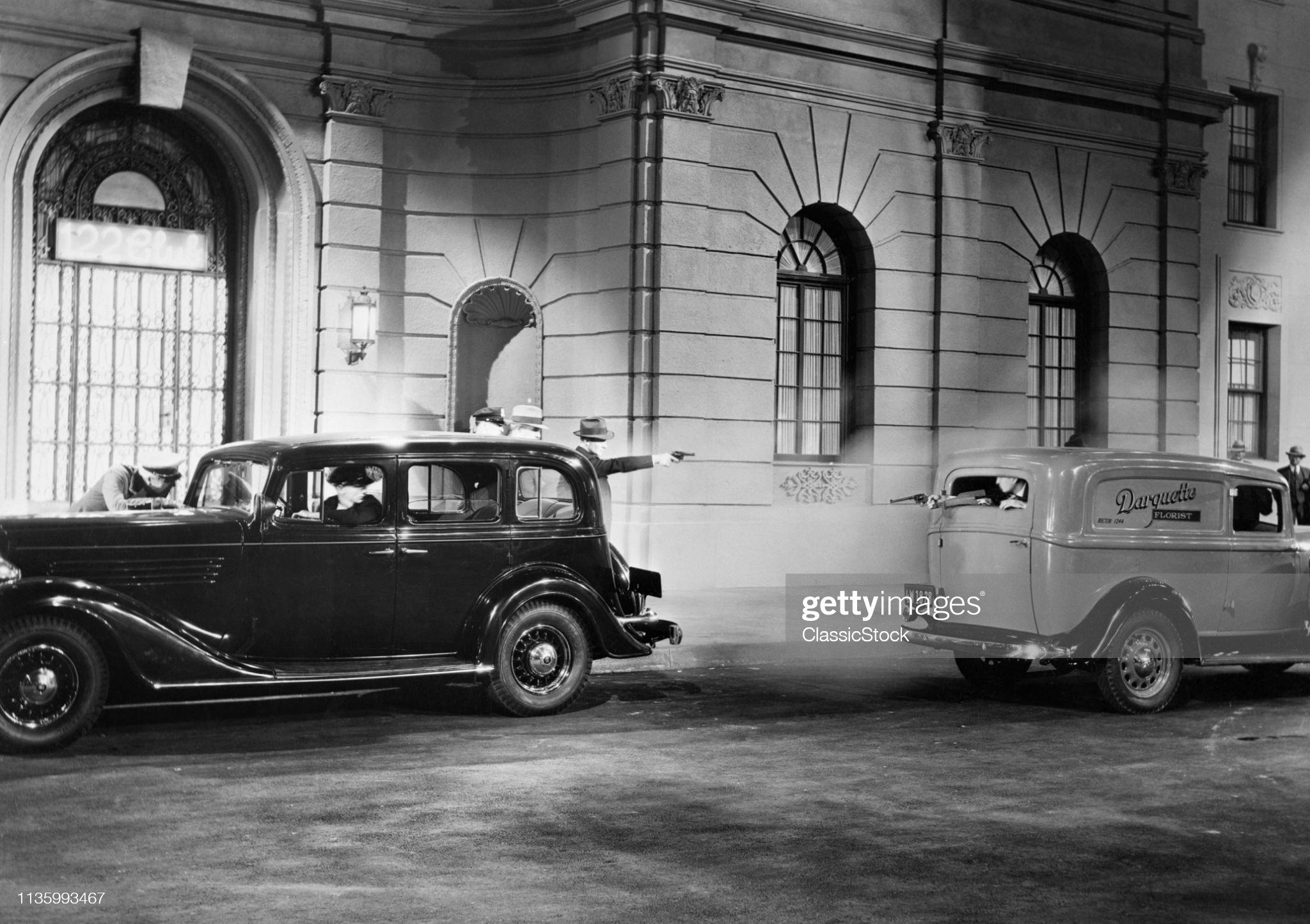 1930s MOVIE STILL OF... : News Photo