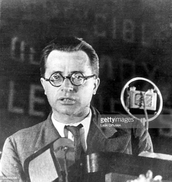 Palmiro Togliatti Italian politician and leader of the Italian Communist Party member of the Communist International