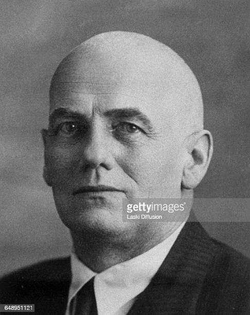 Wilhelm Pieck German politician and a communist From 1935 until 1943 he held the position of Secretary of the Communist International