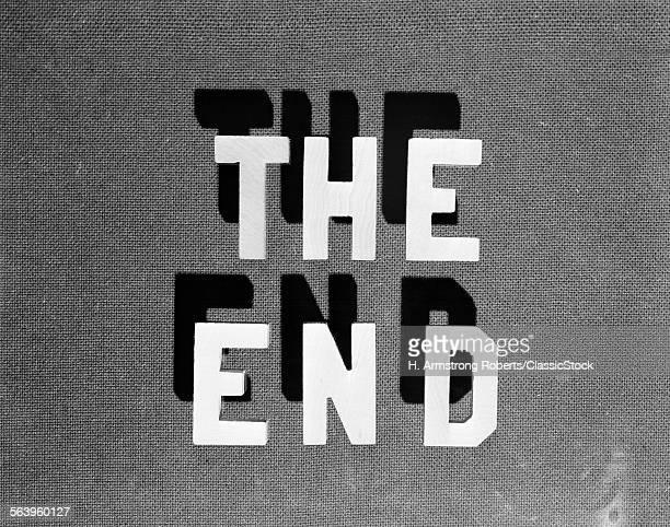 1930sHE END RETRO MOVIE...