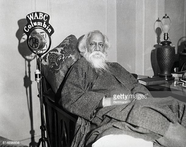 1930Sir Rabindranath Tagore famed poet of India