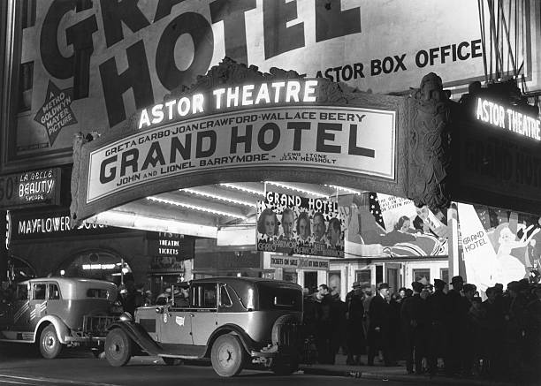 Opening Night 'Grand Hotel' Times Square