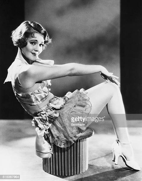 'Pert' 'Hollywood's Dancing Darling'These were some of the terms that were applied to Ruby Keeler during her movie heyday This is how she looked in a...