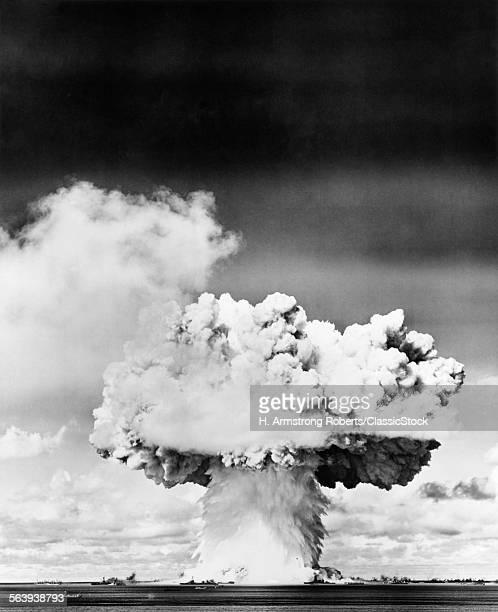 1940s 1950s ATOMIC BOMB...