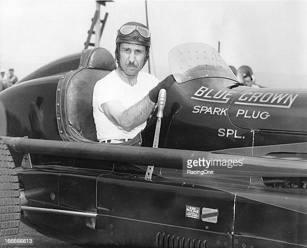 Mauri Rose of Columbus OH had a long association with former Indy Car driver turned car owner Lou Moore at the Indianapolis Motor Speedway Rose drove...