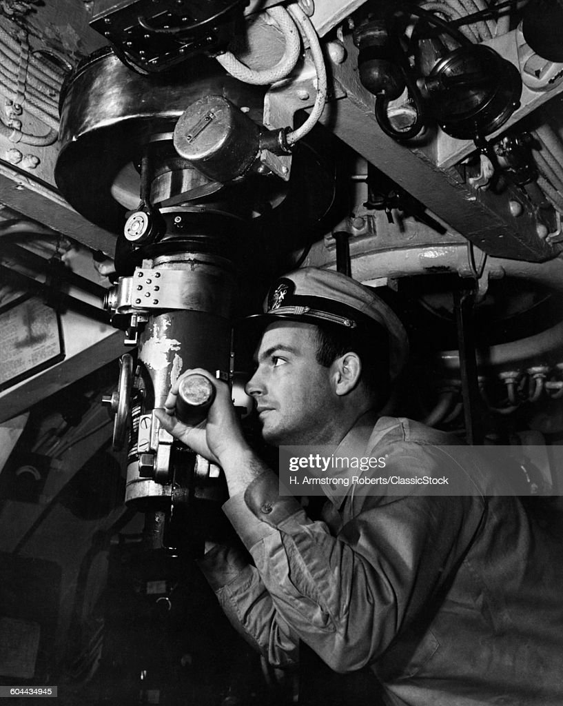 1940s submarine officer stock photo getty images