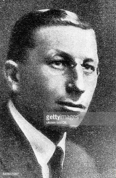 1891 1941Mediziner Physiologe KanadaEntdecker des InsulinsPortrait oJ