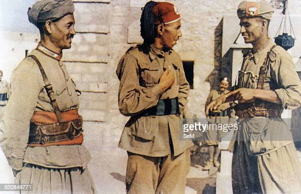 North African Campaign Colonial Carabinieri The Royal Corps of Colonial Troops was a corps of the Italian armed forces in which all the Italian...