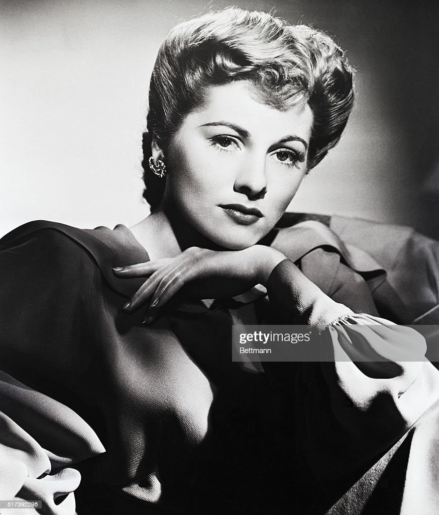 Joan Fontaine in Publicity Handout : News Photo