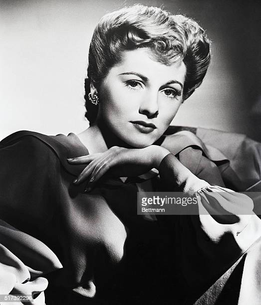 1942Photo shows Joan Fontain in a publicity handout for the 20th Century Fox production This Above All MOvie released in 1942 picture filed in 1946