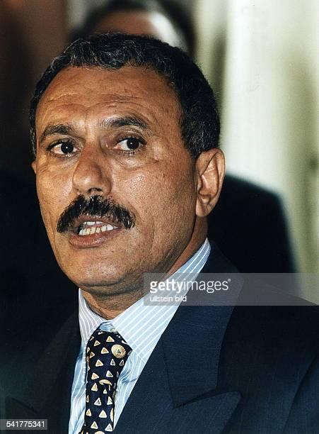 1942Politiker Jemen 19781990 Präsident derArabischen Republik Jemen seit 1990 Staatspräsident der aus derVereinigung mit der Volksrepublik Jemen...