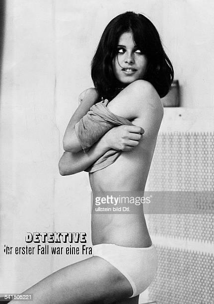 1946Kommunardin SchauspielerinFotomodel D / USAin dem Film Detektive Regie Rudolf Thome 1969