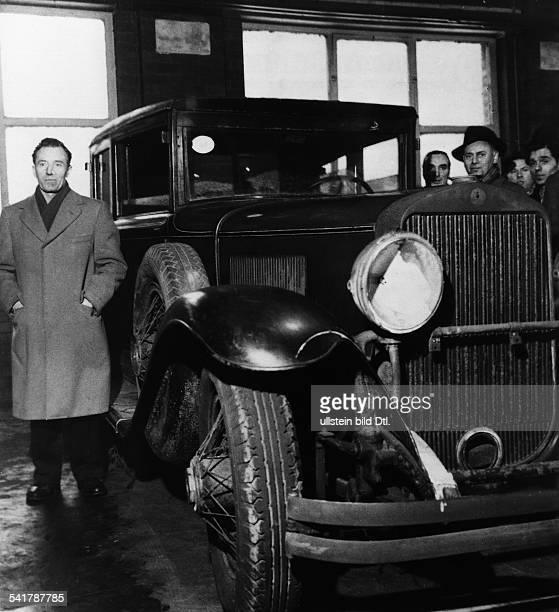 1899 1947Gangster USA sein Wagen steht zum Verkauf 1958