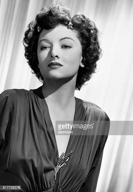Actress Myrna Loy the screen's perfect wife disclosed that she and producer Gene Markey have separated Miss Loy said the 54yearold producer was in...