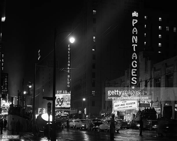 1950s 1953 PANTAGES...