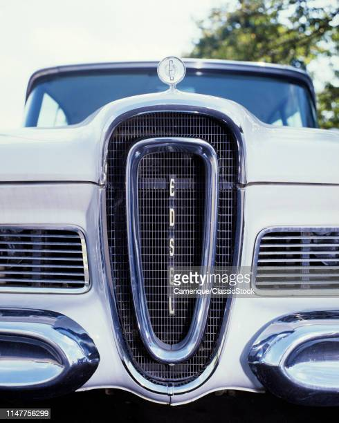 1950s 1958 FORD EDSEL GRILL