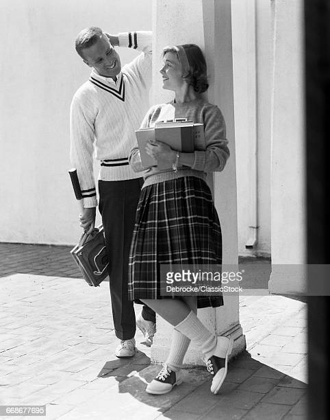 1950s 1960s COLLEGE HIGH...