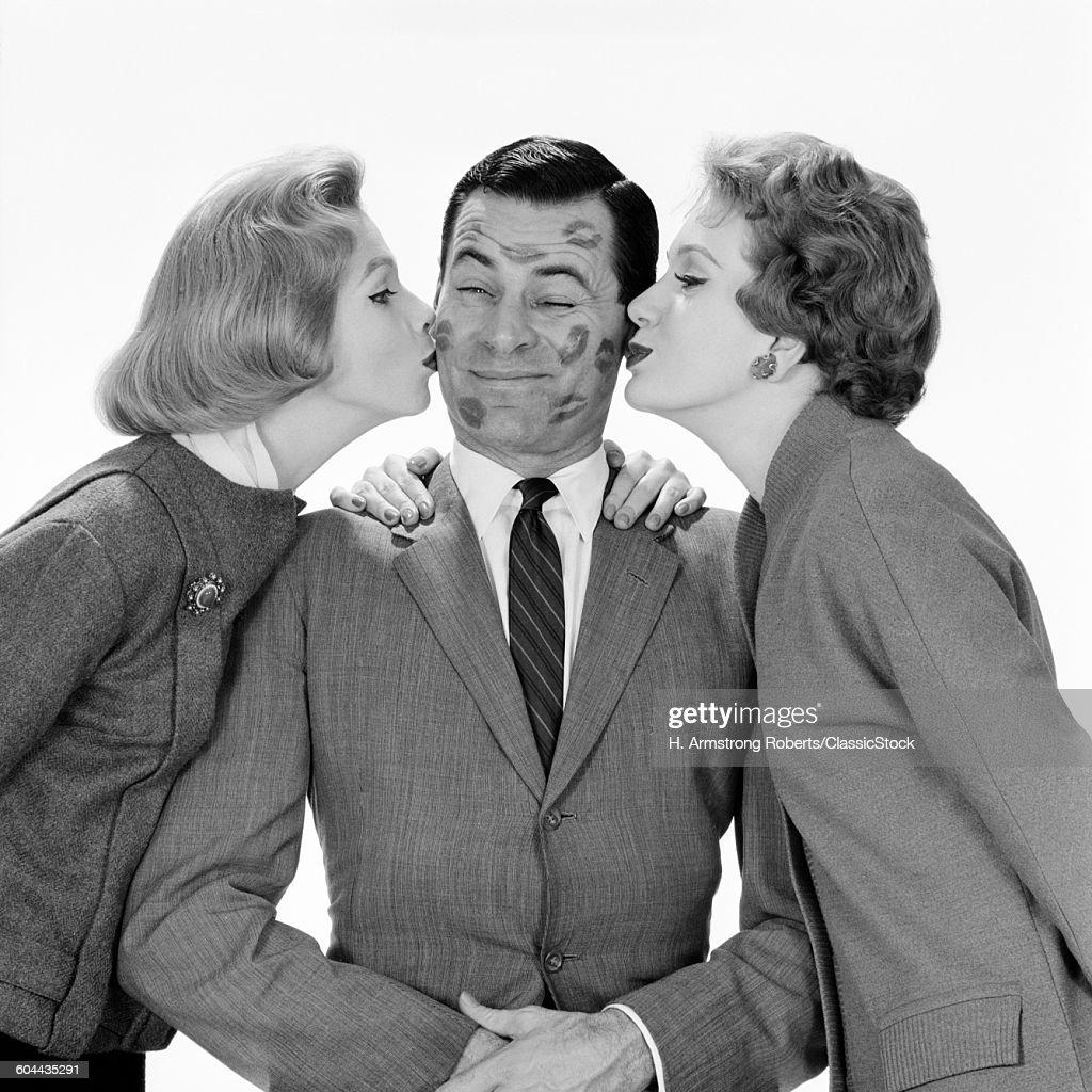 1950s 1960s SINGLE MAN.  : ニュース写真