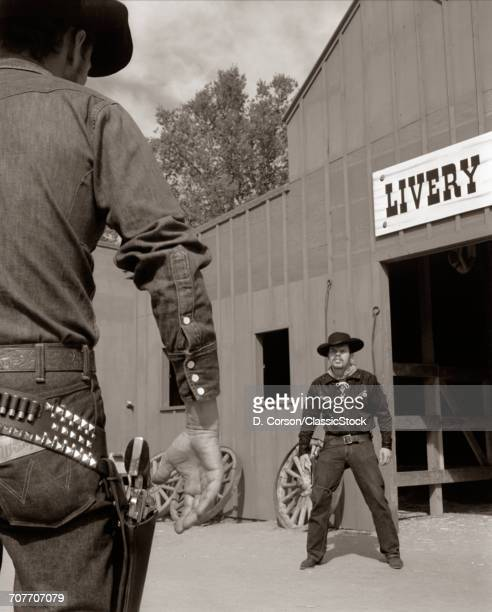 1950s 1960s TV COWBOYS IN...