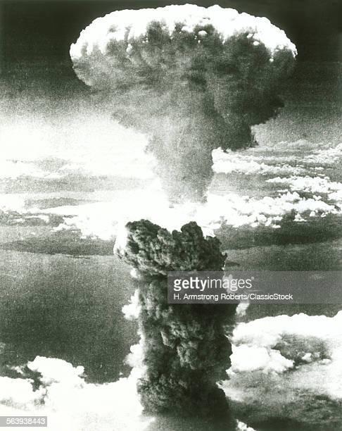 1950s ATOMIC BOMB...
