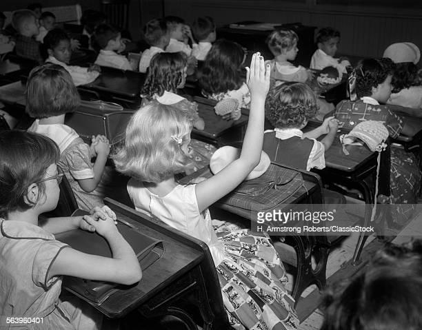 1950s ELEMENTARY SCHOOL...
