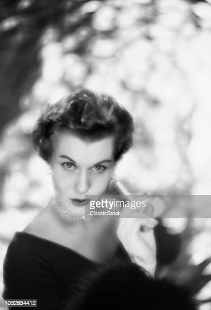 1950s GLAMOUR PORTRAIT...