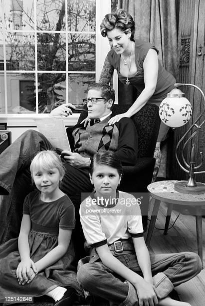 1950 er Nuclear Familie