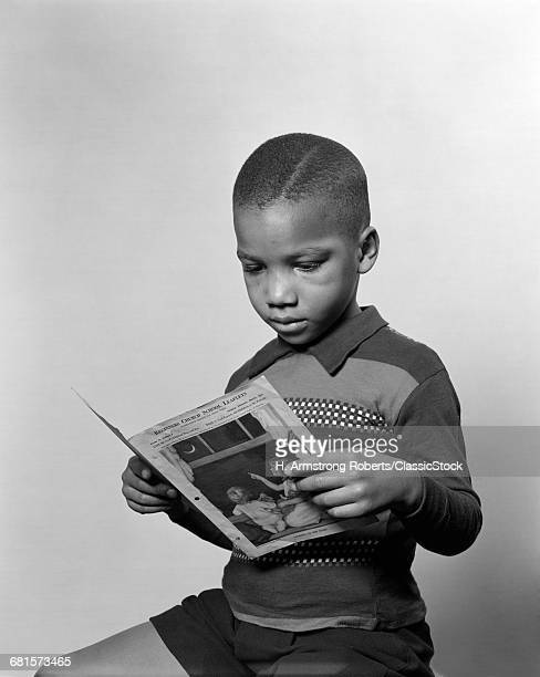 1950s PORTRAIT AFRICAN...