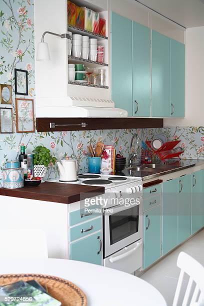 1950s Style Kitchen