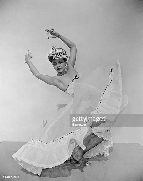Katherine Dunham dancer