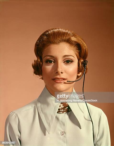 1960s 1970s PORTRAIT WOMAN...