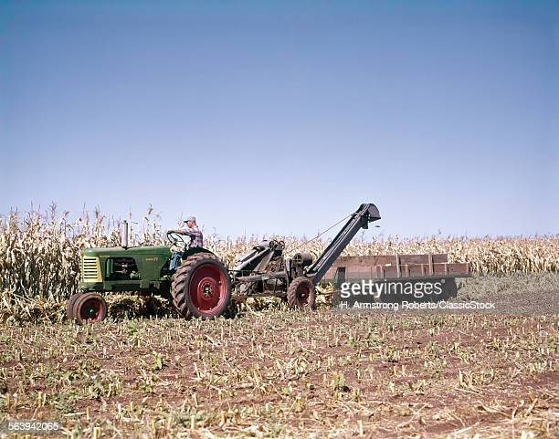 1960s AGRICULTURE MAN...