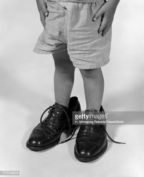 1960s BOY WAIST DOWN...