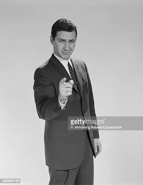 1960s BUSINESS MAN...
