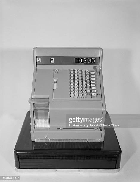 1960s CASH REGISTER WITH....