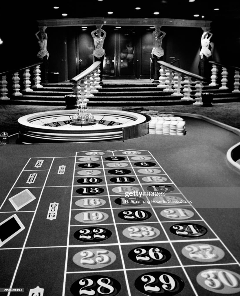 1960s CASINO VIEWED FROM... : News Photo