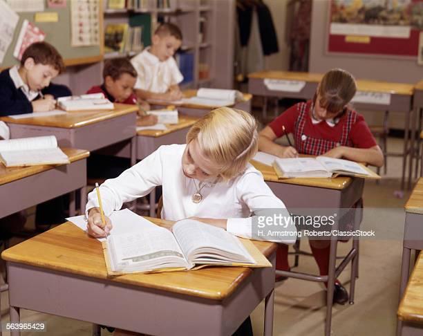 1960s ELEMENTARY SCHOOL...