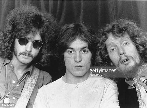CREAM 1960s Eric Clapton Jack Bruce Ginger Baker